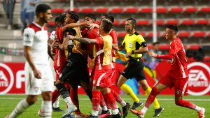La furiosa reacción de la prensa brasileña tras eliminación de Fluminense a manos de Calera