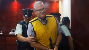 Juzgado de Garantía mantuvo prisión preventiva para John Cobin