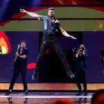Cambios de vestuario y un mensaje para Chile: Así fue el show de Ricky Martin en Viña 2020