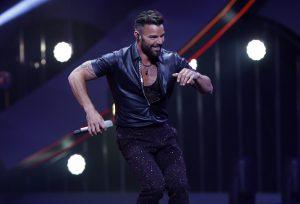 Ricky Martin anunció que regresará a Chile en noviembre en medio de su show en Viña 2020