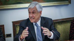 Piñera: Hoy es el último día del Festival y algunos van a querer quemar la Quinta Vergara