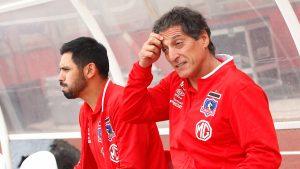 Mario Salas dejó de ser el técnico de Colo Colo para la temporada 2020