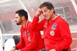 """Mario Salas y su mal momento en Colo Colo: """"Seguiré luchando hasta el final"""""""
