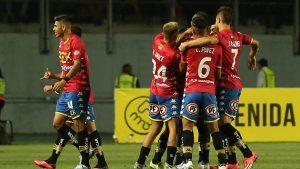 Unión Española derrotó a O'Higgins en Rancagua por el Torneo Nacional