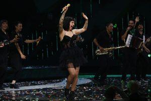Artistas nacionales e internacionales aplaudieron show de Mon Laferte en Viña 2020