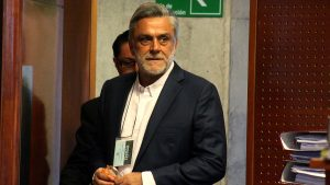 """Regresó Pablo Longueira: """"Hasta el 2003, todos los políticos chilenos eran corruptos"""""""
