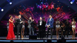 Denise Rosenthal, Luciano Pereyra y Jordan rindieron homenaje a Camilo Sesto en Viña 2020