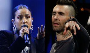 Denise Rosenthal reveló por qué inició tarde el show de Maroon 5 y las particulares indicaciones que dieron