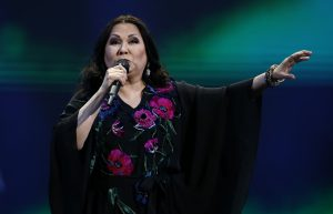 Las reacciones que dejó el discurso de Ana Gabriel en Viña 2020