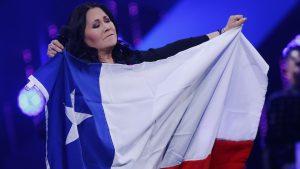 Ana Gabriel en Viña 2020: No permitamos que el país caiga en manos de unos pocos