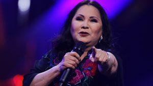 Ana Gabriel hizo cantar a la Quinta Vergara en el inicio de la tercera noche de Viña 2020