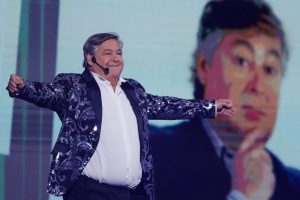 El rating que tuvo la rutina de Ernesto Belloni en Viña 2020