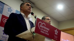 """Mario Desbordes por plebiscito: """"Yo creo que están dadas las condiciones"""""""