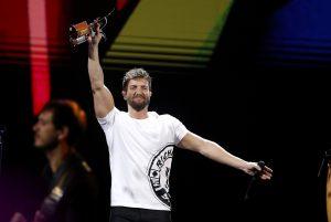 Pablo Alborán conquistó a la Quinta Vergara con sus éxitos en Viña 2020