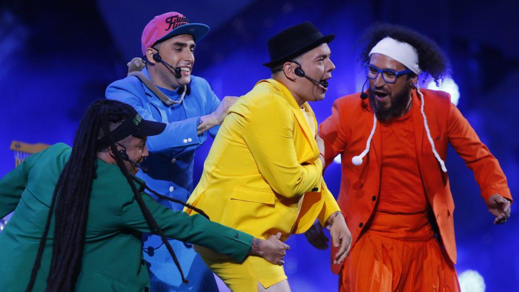 Fusión Humor se llevó una ovación y todos los premios en Viña 2020