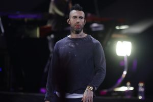 Tuiteros criticaron el show de Maroon 5 en Viña 2020