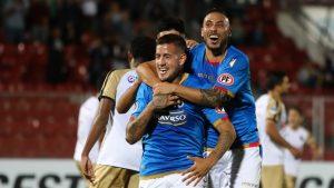 Audax Italiano logró la remontada y avanzó en Copa Sudamericana