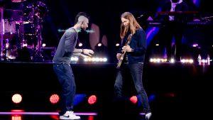 Productora confirmó que concierto de Maroon 5 se realizará en el Bicentenario de La Florida