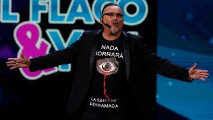 """""""Llevo 17 años sin consumir cocaína"""": El discurso de Paul Vásquez en Viña 2020 sobre la adicción que sufrió"""