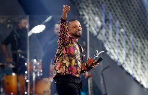 """Alexandre Pires afirmó que quedaron canciones pendientes en su set: """"Estábamos preparados para cantarlas"""""""
