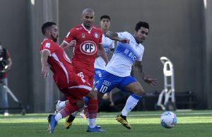 Unión La Calera empató en un entretenido partido ante Universidad Católica