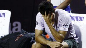 """Garin sembró dudas sobre su presencia en Copa Davis. """"Mañana lo definiré"""""""