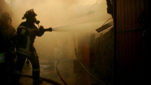 Una madre y sus dos hijos fallecieron en un incendio registrado en Villa Alemana