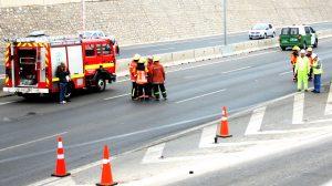 Durante este verano 240 personas han muerto en accidentes de tránsito