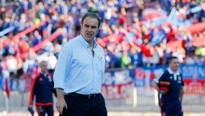"""Martín Lasarte y a opción de dirigir a Colo Colo: """"Es un honor"""""""