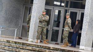 Ejército reforzará presencia en locales de votación el próximo 26 de abril