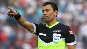 Postulan a Roberto Tobar para intercambios de árbitros con Europa