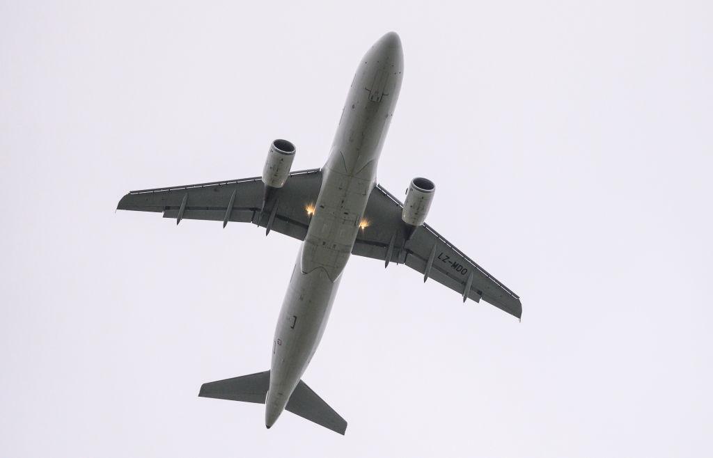 Avión Airbus 320