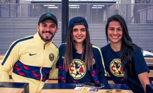 Dos futbolistas del Club América de México hicieron pública su relación sentimental