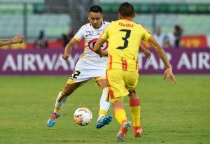 Coquimbo Unido avanzó en la Copa Sudamericana pese a la derrota ante Aragua