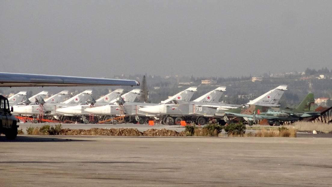 Base aérea rusa de Jmeimim
