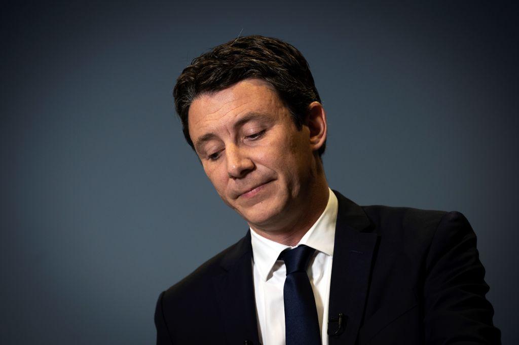 Benjamin Griveaux renunció a su candidatura municipal