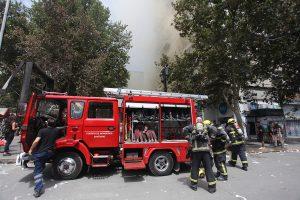 Bomberos de Chile lanzó la venta de un seguro obligatorio para recaudar fondos