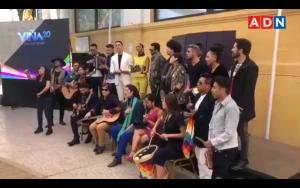 Artistas de competencias de Viña 2020 interpretaron canción de Violeta Parra