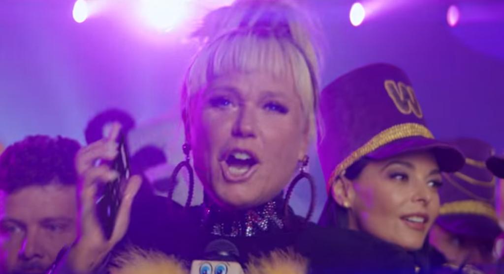 Para los que les faltan gigas: así es el regreso de Xuxa a las pantallas chilenas