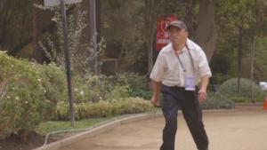 """""""Tú lo puedes hacer, sino no te habría dicho"""": Acomodador en situación de discapacidad contó cómo llegó a trabajar a la Quinta Vergara"""