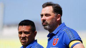 Viralizan momento en que Hernán Caputto anticipó el 2-1 de la U sobre Wanderers