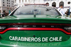 Carabineros detuvo a sujeto que asaltó a su propio abuelo en Peñalolén