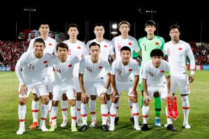 China jugará en Tailandia por las clasificatorias a Qatar 2022 debido al coronavirus
