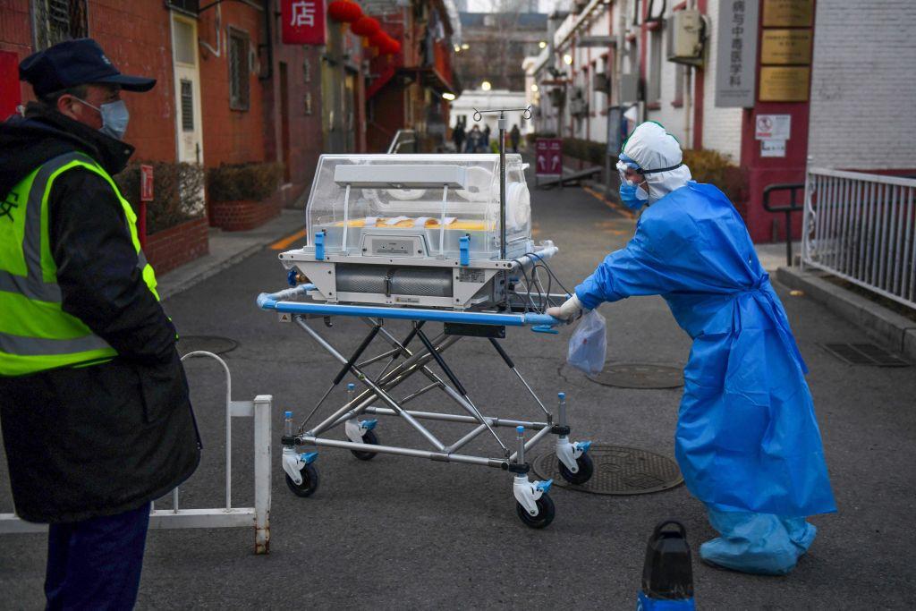 Medidas contra la epidemia del Covid-19 en Pekín