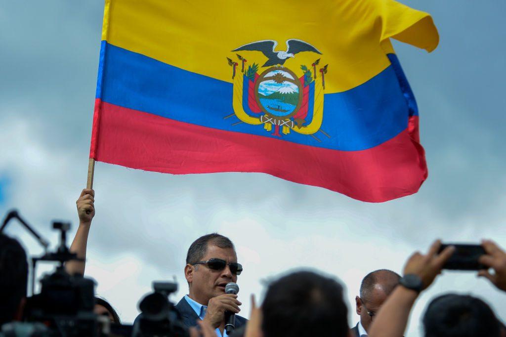 Sigue juicio político contra expresidente Rafael Correa
