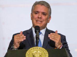 """Iván Duque defendió a Álvaro Uribe: """"Soy y seré un creyente en su inocencia"""""""
