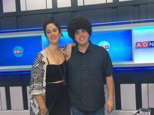 """Soledad del Río y Vicente Cifuentes, representantes de Chile en Viña 2020: """"Lo que está pasando es más grande que nosotros"""""""