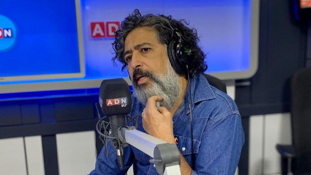 """Manuel García: """"Hoy leería la misma carta que en Viña 2012, pero retirando el """"con respeto y cariño"""""""""""