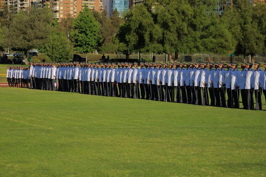 Oficiales del Ejército