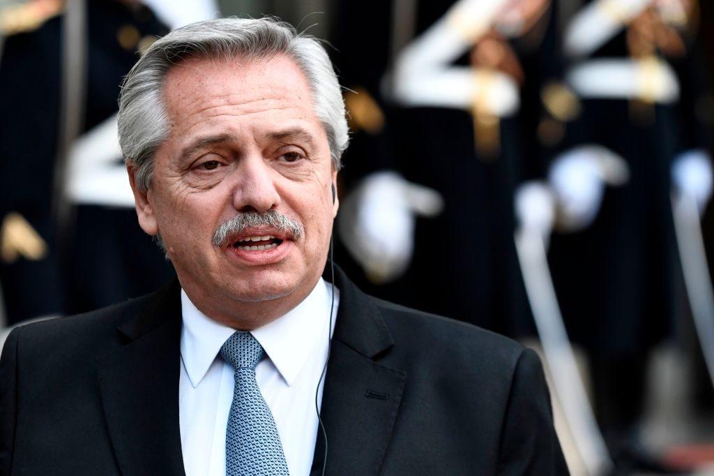 """Alberto Fernández destacó que """"el FMI nos dio la razón"""" tras solicitar que se rebaje la deuda"""